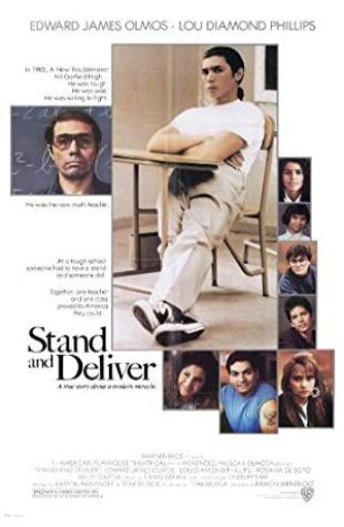 Stand and Deliver Edward James Olmos