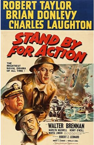 Stand by for Action A. Arnold Gillespie