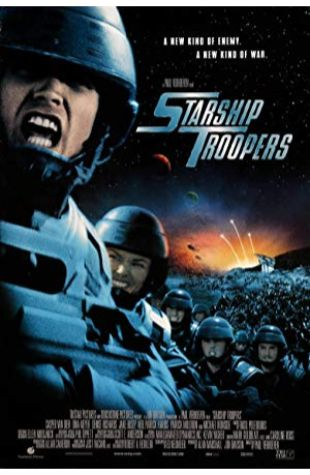 Starship Troopers Phil Tippett