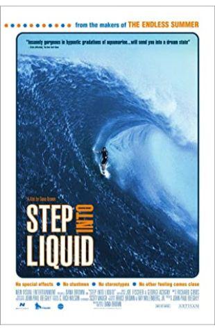 Step Into Liquid Dana Brown