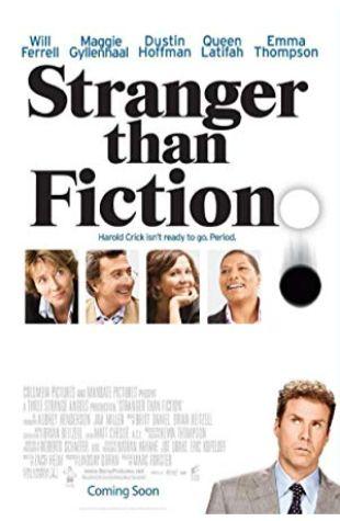 Stranger Than Fiction Will Ferrell