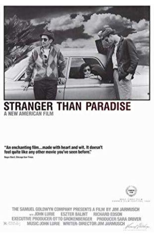 Stranger than Paradise Jim Jarmusch