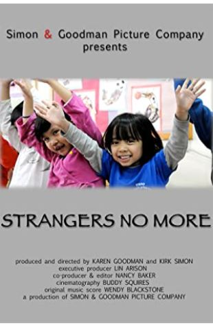 Strangers No More Karen Goodman