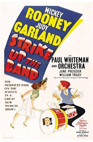 Strike Up the Band Douglas Shearer