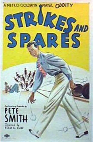Strikes and Spares Pete Smith