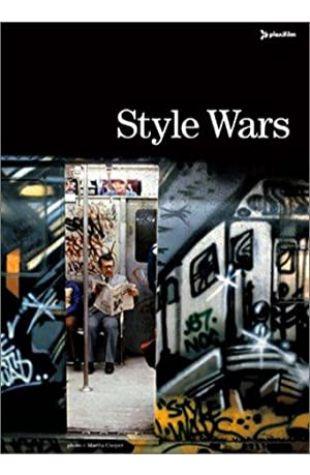 Style Wars Tony Silver