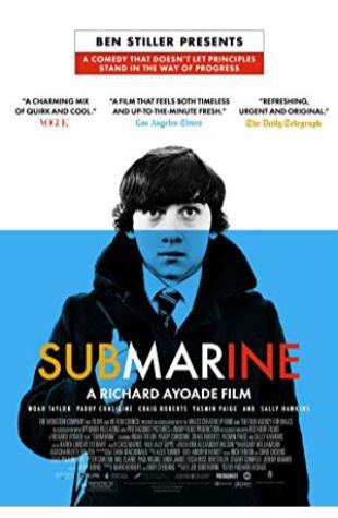 Submarine Richard Ayoade