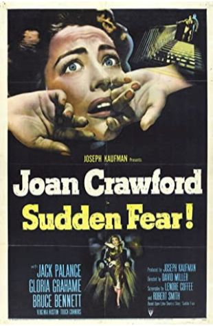 Sudden Fear Jack Palance