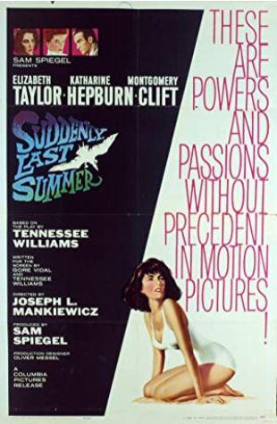 Suddenly, Last Summer Elizabeth Taylor
