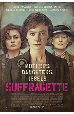 Suffragette Brendan Gleeson