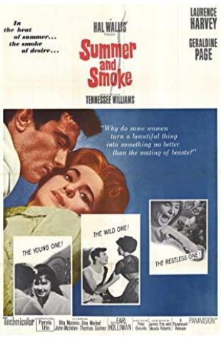 Summer and Smoke Geraldine Page