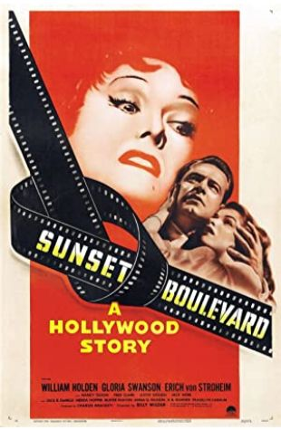 Sunset Blvd. Gloria Swanson