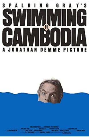 Swimming to Cambodia Renée Shafransky