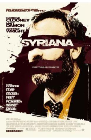 Syriana George Clooney