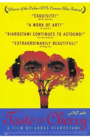 Taste of Cherry Abbas Kiarostami