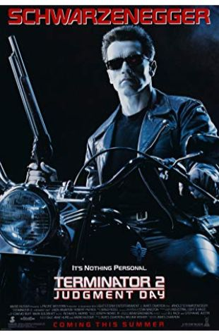 Terminator 2: Judgment Day Gary Rydstrom
