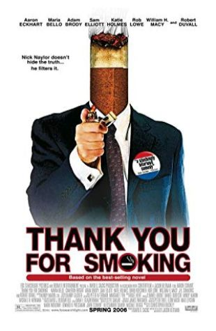Thank You for Smoking Jason Reitman