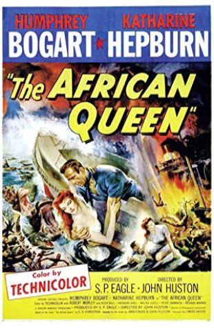 The African Queen Humphrey Bogart