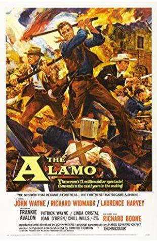 The Alamo Gordon Sawyer