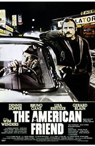 The American Friend Wim Wenders