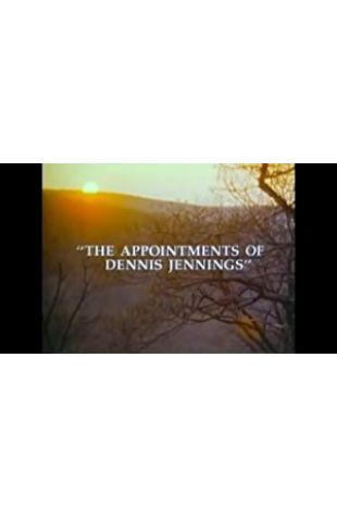 The Appointments of Dennis Jennings Dean Parisot
