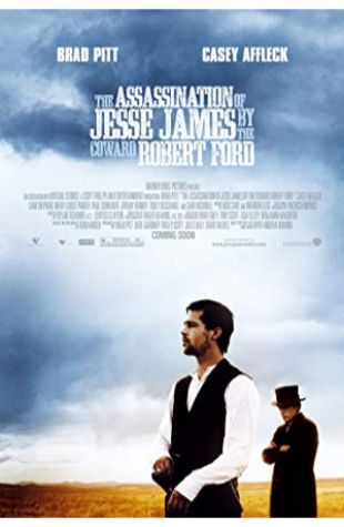 The Assassination of Jesse James by the Coward Robert Ford Brad Pitt