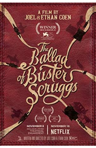 The Ballad of Buster Scruggs Ethan Coen