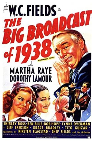 The Big Broadcast of 1938 Ralph Rainger