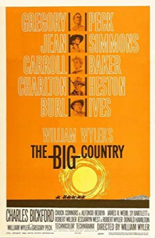 The Big Country Burl Ives