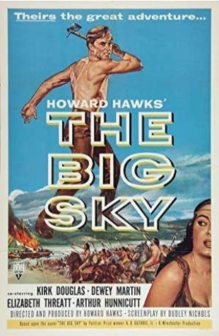 The Big Sky Arthur Hunnicutt