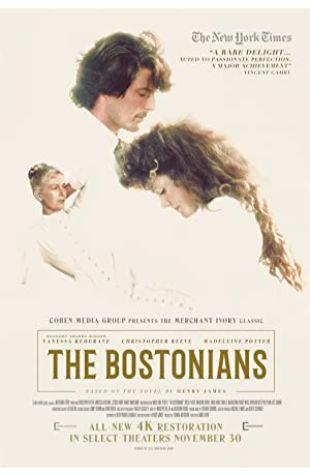 The Bostonians Vanessa Redgrave