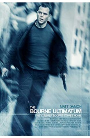 The Bourne Ultimatum Karen Baker Landers