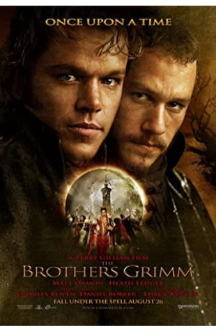 The Brothers Grimm Terry Gilliam