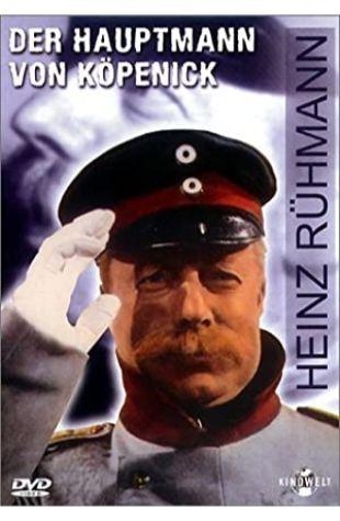 The Captain from Köpenick Gyula Trebitsch