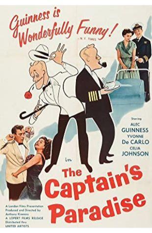 The Captain's Paradise Alec Coppel
