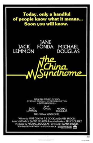 The China Syndrome Jack Lemmon