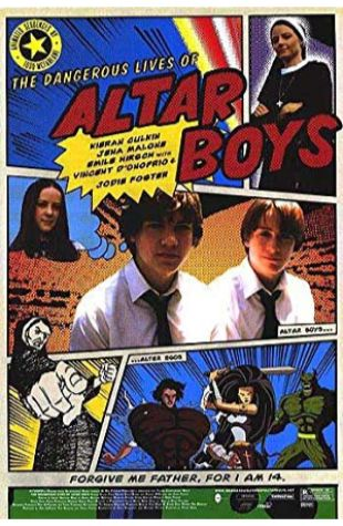 The Dangerous Lives of Altar Boys Peter Care