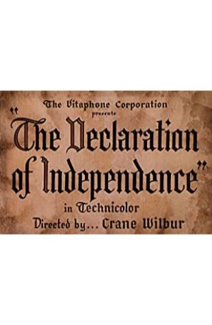 The Declaration of Independence null