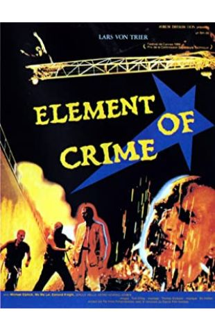 The Element of Crime Lars von Trier