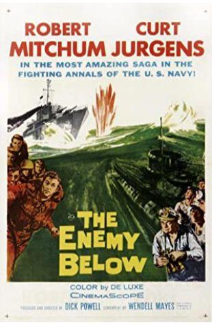 The Enemy Below Walter Rossi
