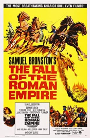 The Fall of the Roman Empire Dimitri Tiomkin