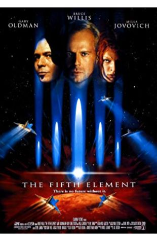 The Fifth Element Mark Stetson