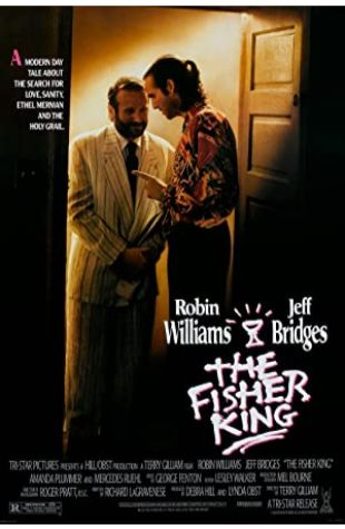 The Fisher King Mercedes Ruehl