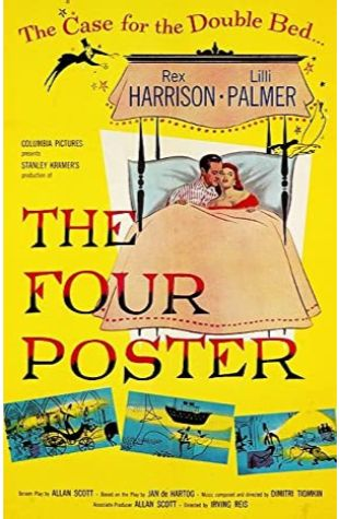 The Four Poster Lilli Palmer