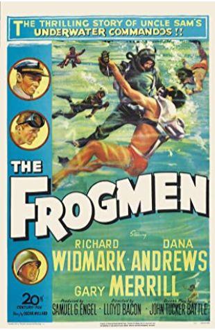 The Frogmen Oscar Millard