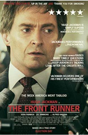 The Front Runner Hugh Jackman
