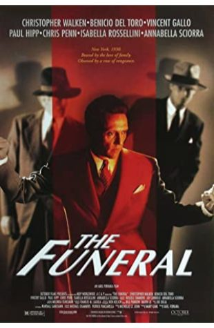 The Funeral Mary Kane
