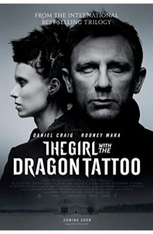 The Girl with the Dragon Tattoo Angus Wall