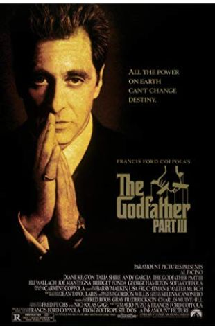 The Godfather: Part III Francis Ford Coppola
