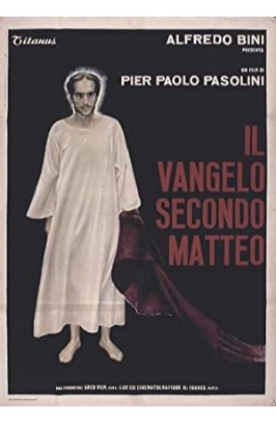 The Gospel According to St. Matthew Pier Paolo Pasolini